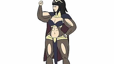 Tharja Muscle Growth