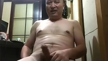 Chinese Fat DILF (MORE VIDS IN PRIVATE) 还有很多私密影片哦