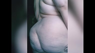Ssbbw Playing With Self