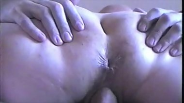 Married Couple Vintage Sex Tape - Creampie