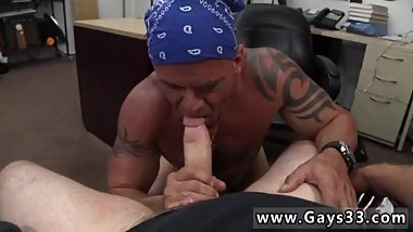 Straight guys peeing videos gay xxx Snitches get Anal Banged!