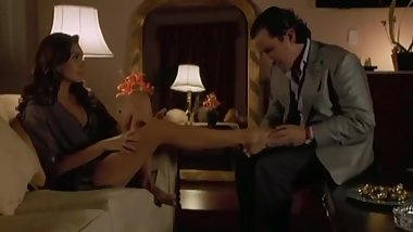 Maria de la Fuente feet seduction