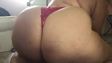 Red Thong Twerk