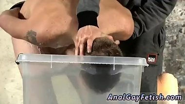 Old men masturbating gay sex videos Poor Leo can't escape as the splendid