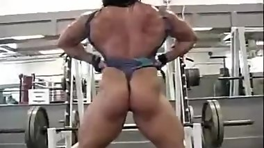 Huge FBB Lifting and Working Out