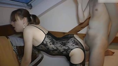 YOUNG GERMAN TEEN SEX AT HOME