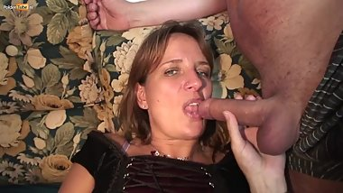 Big Tit Mature Milf Gets Fucked Hard for Money