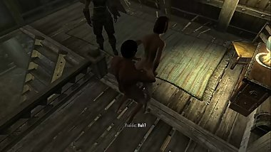 Skyrim - Best Adult Mod Combination for Animated Prostitution