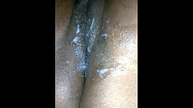 Creampie that black pussy!!!