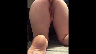 F2M Self Anal Play