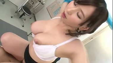 Big tits Massage JAV