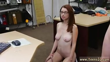 Pale anal Jenny Gets Her Ass Pounded At The Pawn Shop