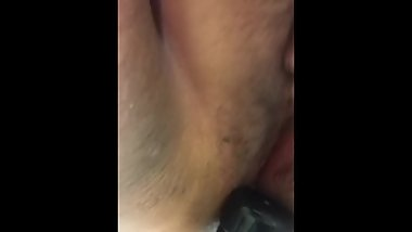PT 2 playing with my clit