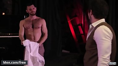 Men.com - Prohibition Part 2 Str8 to Gay, Griffin Barrows and Jacob Peters