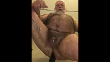 Boston Bear Pig Furry hairy extreme dildo pleasure