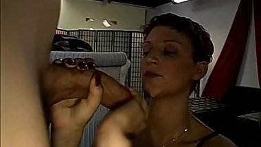 Germans best deepthroat girl with really huge cock
