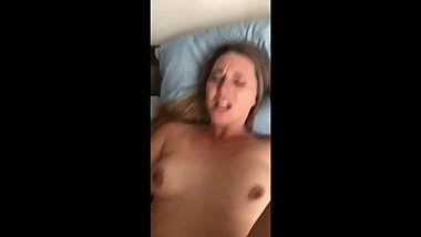 Cheating Wife Sucks and Fucks