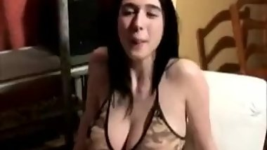 Beautiful Shy French Teen is Invited to House Party, but it is SwingersClub