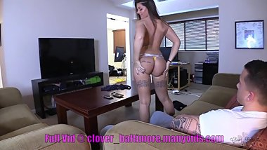 Blackmailing My MILF Sister-In-Law Parts 1, 2