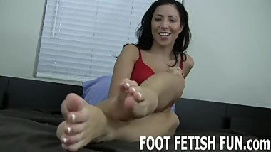 Foot Fetish Domination And Femdom Feet Porn