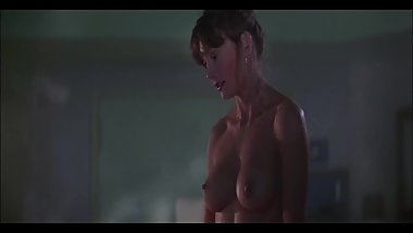PAMELA SUSAN SHOOP NUDE Halloween II (Only Boobs Scene)