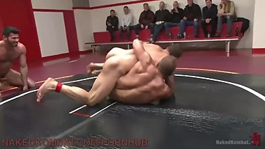horny fuck wrestle