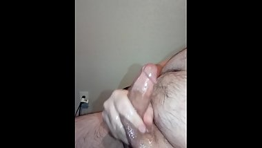 Olive oil jerking